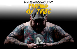 Finding My Tribe - A Special Living Art Tattoo Gallery @ The Difiore Center St. George Gallery