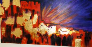 Captivating Exuberance- Mary Manning Gallery Show at the DiFiore Center @ The DiFiore Center