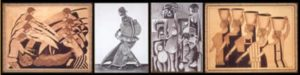 November Gallery Show at the DiFiore Center-Featured Artist Djibril N' Doye @ The DiFiore Center